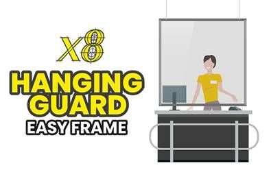 Hanging Guard Easy Frame