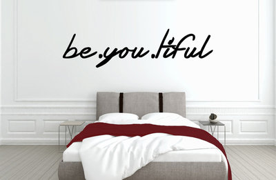 Be.you.tiful slaapkamer