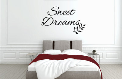 Sweet dreams2 slaapkamer
