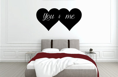 You & me slaapkamer