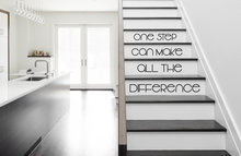 One step can make all the difference trap