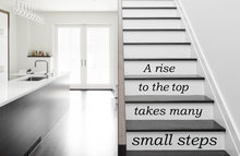 a rise to the top trapsticker